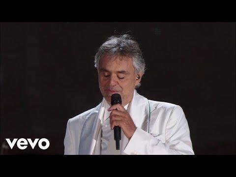 Andrea Bocelli & David Foster - Nel Biu Dipinto Di Blu
