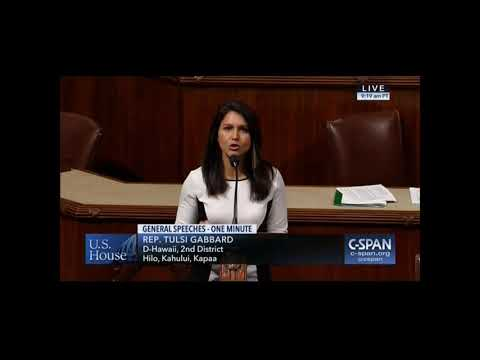 Rep. Tulsi Gabbard Honors 76th Anniversary of the Attacks on Pearl Harbor