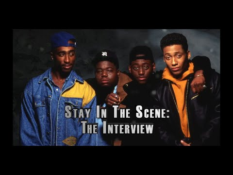 "1991 - 2PAC ""Stay In The Scene"" [HD Interview]"