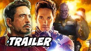 Avengers 4 Endgame Trailer - Time Travel Scene Explained
