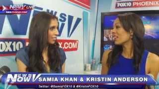 FNN: Kristin Anderson's last day on FOX 10