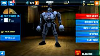 Real Steel World Robot Boxing V5.5.100 Mod Apk+Data (Unlimited Everything)