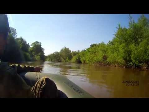 видео тест лодки аква 2600