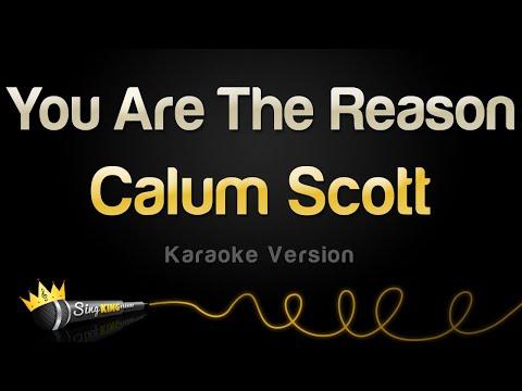 Calum Scott - You Are The Reason (Karaoke Version)