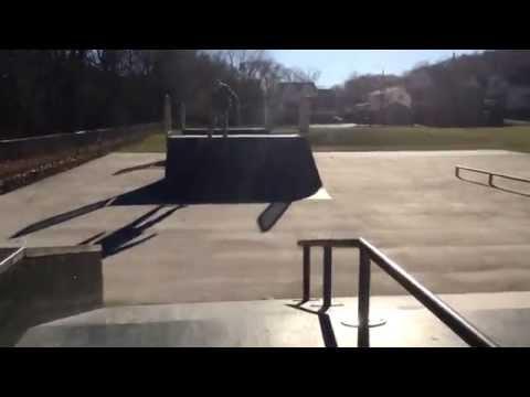 Seymour Skatepark Felontage
