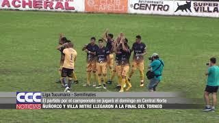 Liga Tucumana - Semifinales