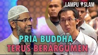 Video Pria Buddha Terus Berargumen Pada Dr. Zakir Naik MP3, 3GP, MP4, WEBM, AVI, FLV Februari 2019