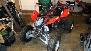 3. arctic cat dvx 400