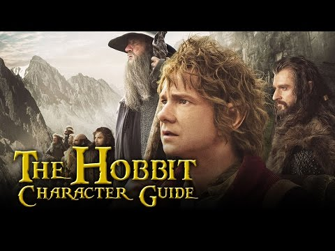 The Hobbit Characters of Middle Earth Trailer (2014) - Peter Jackson Movie HD thumbnail