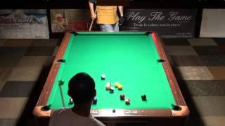 PT 1 / 1 Pocket - Manny Chau VS Amar Kang / $4,000 Added West Coast Challenge / 2012
