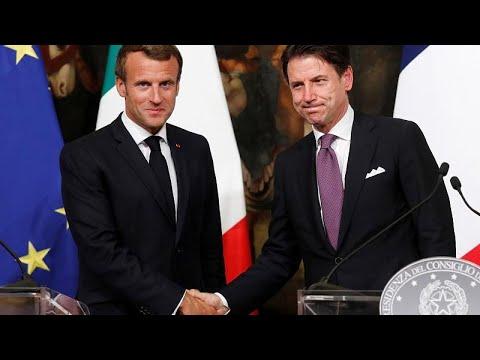 Σύμπλευση Γαλλίας-Ιταλίας στο μεταναστευτικό