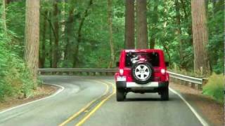 2012 Jeep Wrangler&Wrangler Unlimited, On The Road