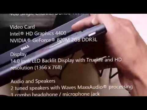 Unboxing Dell Inspiron 14 3442
