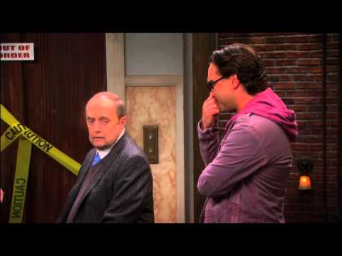 The Big Bang Theory - Bob Newhart clip