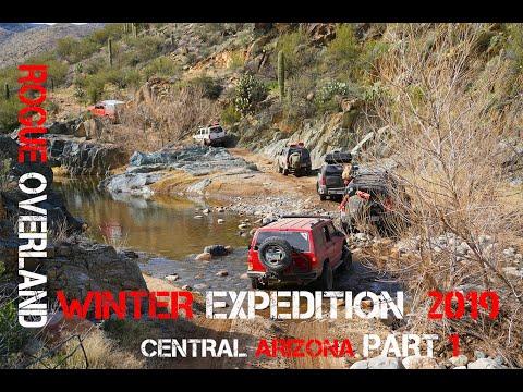 Wickenburg Arizona Overland Adventure