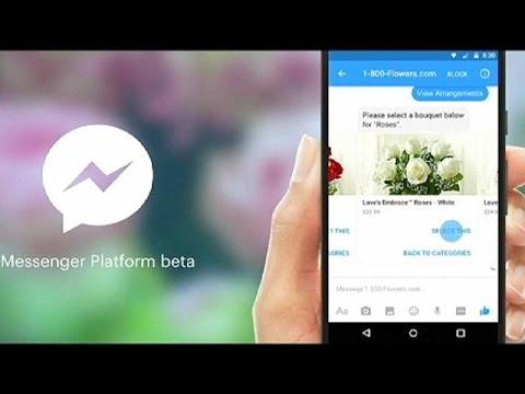 Παραγγελιές προϊόντων μέσω Messenger του Facebook – economy
