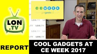 (Product links below the fold) - I visited NYC today for CE Week 2017 and saw some cool stuff I thought you all might enjoy. I was most surprised to see instant cameras returning to popularity. Subscribe for more! http://lon.tv/sVIDEO INDEX:00:15 - MSI GS Series Thin Gaming Laptop00:40 - MSI VR One Backpack VR PC01:35 - Intel Optane02:45 - Fuji Instax Square & Polaroid Pop Instant / Digital Cameras05:28 - New products from Switchmate06:46 - Waylens Secure360Affiliate links to products:Intel Optane: http://lon.tv/1g6tcMSI VR Backpack: http://lon.tv/dtyvrFuji Instax Square : http://lon.tv/ikgsjNew Switchmate: http://lon.tv/switchmateSubscribe to my email list to get a weekly digest of upcoming videos! - http://lon.tv/emailSee my second channel for supplementary content : http://lon.tv/extrasVisit the Lon.TV store to purchase some of my previously reviewed items! http://lon.tv/storeRead more about my transparency and disclaimers: http://lon.tv/disclosuresWant to chat with other fans of the channel? Visit our forums! http://lon.tv/forumsWant to help the channel? Start a Patreon subscription!http://lon.tv/patreonor donate to my Tip Jar! http://lon.tv/tipjaror contribute via Venmo!lon@lon.tvFollow me on Facebook!http://facebook.com/lonreviewstechFollow me on Twitter!http://twitter.com/lonseidmanCatch my longer interviews in audio form on my podcast!http://lon.tv/ituneshttp://lon.tv/stitcheror the feed at http://lon.tv/podcast/feed.xmlFollow me on Google+http://lonseidman.com
