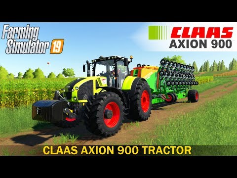 Claas Axion 900 v1.0.0.0