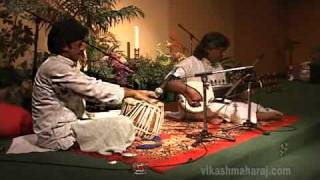 Sarod Performance By Pandit Vikash Maharaj