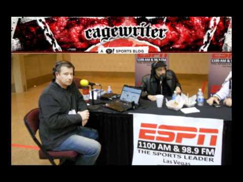 TUF 13 Talk Brock Lesnar and JDS Ultimate Fighter Coaches
