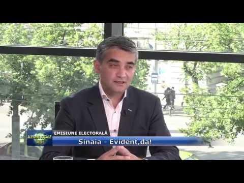Emisiunea Electorală – 26 mai 2016 – Vlad Oprea, PNL