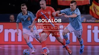 Video Best Skills & Goals From Eder Lima : Bolalob Weekly Video MP3, 3GP, MP4, WEBM, AVI, FLV Mei 2017