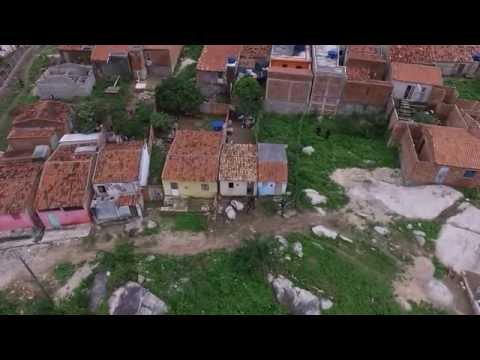 Delegacia de Santana do Ipanema - Al, usa drone no combate e prevenção de crimes na região do sertão