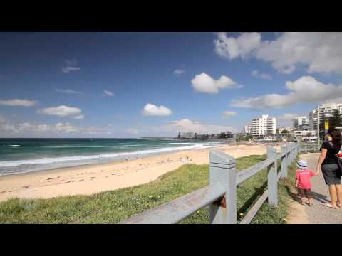 Greenhills Beach Lifestyle Video