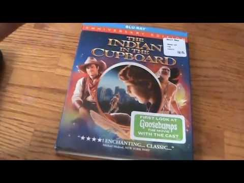 The Indian in the Cupboard Blu-Ray Unboxing