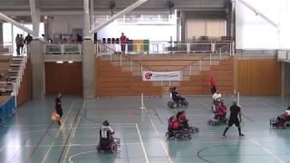 Video 3. Geneva's CUP: les Grizzlys de Limoges vs. Thunder E-agles – ASKÖ Wien MP3, 3GP, MP4, WEBM, AVI, FLV November 2017