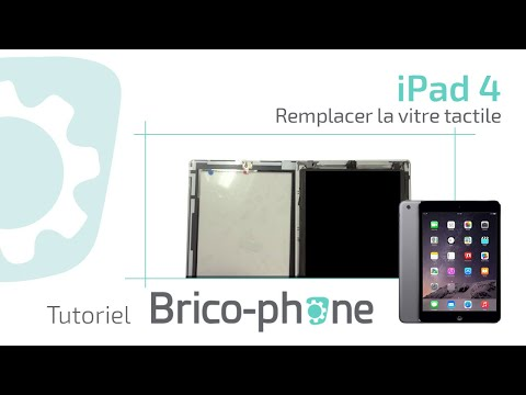 comment reparer un ipad 4. Black Bedroom Furniture Sets. Home Design Ideas