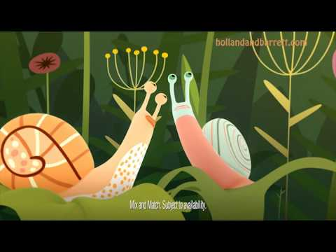 Holland & Barrett aims to 'modernise' its brand as it chases younger audience for £600k snail gel campaign video