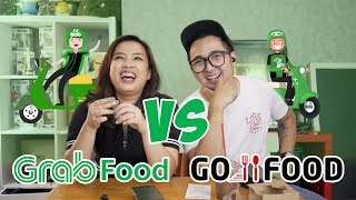 Video GRAB FOOD Versus GO FOOD  !! Mari kita bandingkan! MP3, 3GP, MP4, WEBM, AVI, FLV Maret 2019