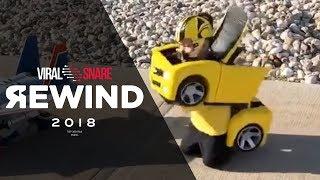 Video TOP 100 VIRAL VIDEOS OF THE YEAR 2018 MP3, 3GP, MP4, WEBM, AVI, FLV Maret 2019