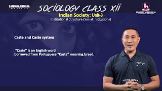 Unit 3: Part 2 of 3 - Institutional Structure