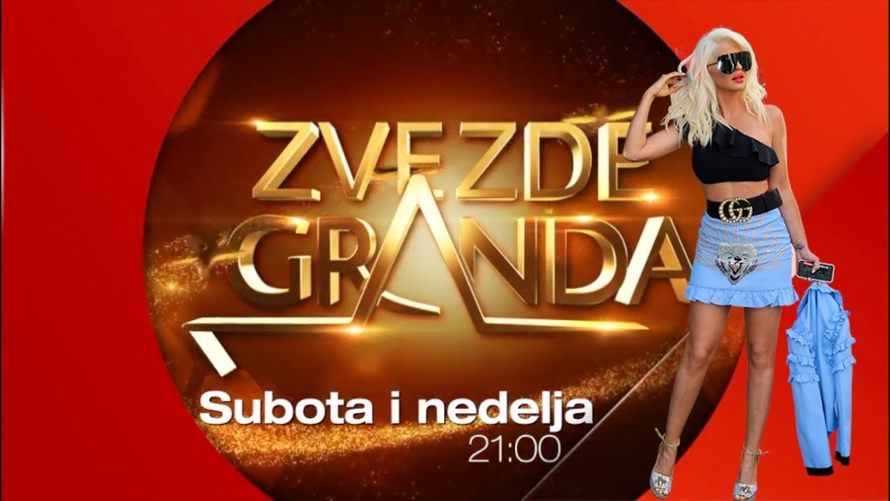 NOVE ZVEZDE GRANDA 2018: Trideset osma i trideset deveta emisija – 09. i 10. 06. – najava