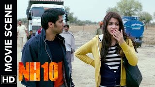 Nonton Neil Gets Slapped By Darshan   Nh10   Movie Scene   Anushka Sharma  Neil Bhoopalam Film Subtitle Indonesia Streaming Movie Download