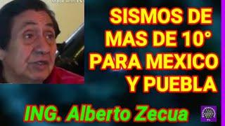 Video ALBERTO ZECUA. New interview tells us about the next earthquake for Mexico, nibiru and Popocatepetl MP3, 3GP, MP4, WEBM, AVI, FLV Agustus 2018