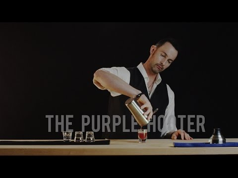 how to make a purple o