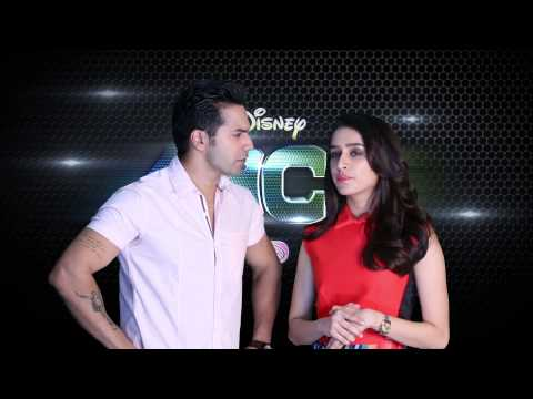Disney's ABCD 2 Team Visits Bangalore   Varun Dhaw