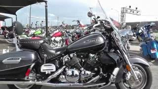 7. 007056 - 2009 Yamaha Royal Star Tour Deluxe XVZ13CTYRC - Used motorcycles for sale