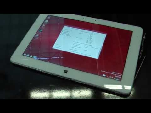 Fujitsu Stylistic Q584 Hands-On (deutsch)