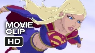 Nonton Superman  Unbound Movie Clip   Supergirl  2013    Superman Animated Movie Hd Film Subtitle Indonesia Streaming Movie Download