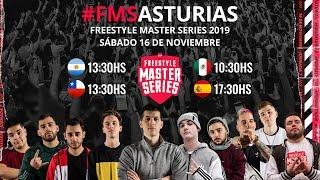 FMS ESPAÑA - Jornada 7 #FMSASTURIAS Temporada 2019