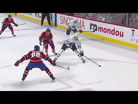 Video: Gotta See It: Matthews snaps puck past Price on great solo effort
