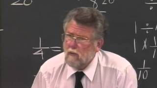 Lecture 16 - Developmental Arithmetic: Math 10