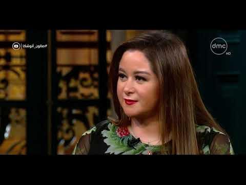مي نور شريف عن والدها: كان نفس الأب في البيت وعلى الشاشة