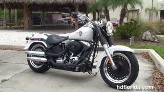 5. Used 2011 Harley Davidson Fat Boy Lo Motorcycle for sale - Dunedin, FL