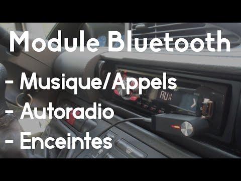 Récepteur Bluetooth sur Autoradio/Enceintes ! | Déballage & Test