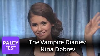 Video The Vampire Diaries - Nina Dobrev Wants Out of the Love Triangle MP3, 3GP, MP4, WEBM, AVI, FLV Mei 2019